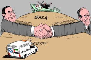 Latuff Mubarak Gaza