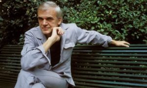 Milan Kundera fears translation could make his style banal. Photograph: Lochon Francois/Gamma/Camera Press LOCHON FRANCOIS/GAMMA/CAMERA PRESS